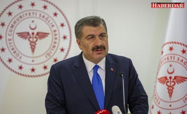 Sağlık Bakanı Koca: Türkiye'de vaka sayısı 1236'ya, hayatını kaybedenlerin sayısı 30'a yükseldi