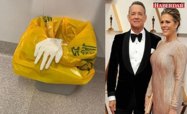 Tom Hanks ile Rita Wilson koronavirüsten kurtuldu