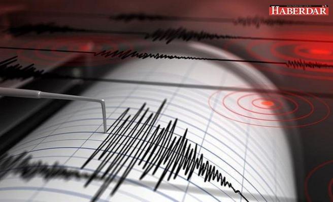 Van'da 4.7'lik deprem meydana geldi