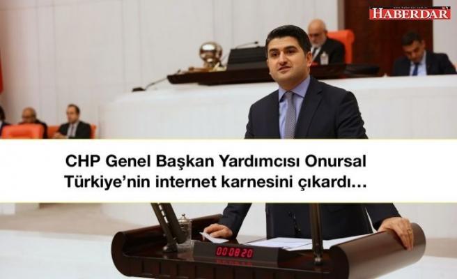 """""""27. Yılında Türkiye'nin İnternet Karnesi"""""""