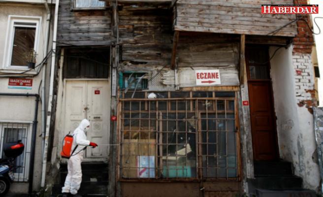 Araştırma: Koronavirüs salgını 1 yıl sürerse Türkiye ekonomisi yüzde 38 küçülecek