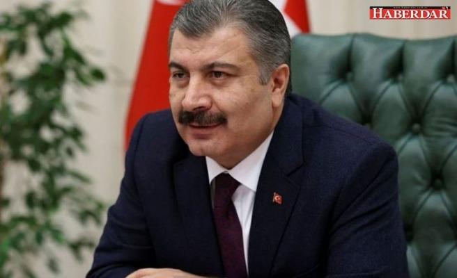 Bakan Koca Başakşehir Şehir Hastanesi'nin açılışında konuştu: 15 Mayıs'ta faaliyete geçecek
