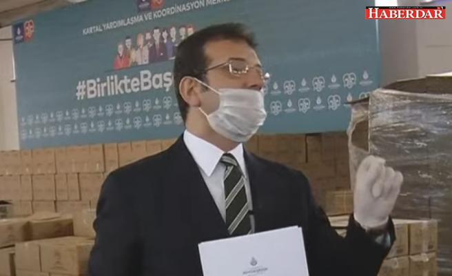 Ekrem İmamoğlu bir kez daha çağrısını yineledi: Vakıfbank'ı uyarıyorum