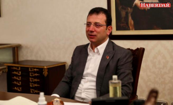 Ekrem Imamoğlu: Büyük bir sorumluluk üstlendik