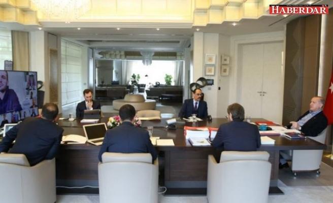 Erdoğan başkanlığında kritik toplantı: 65 yaş kısıtlamaları, AVM'ler ve 1 Mayıs gündemde