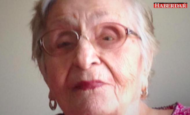 TGC'nin en kıdemli kadın gazetecisi Ferhunde Ülküsel 103 yaşında vefat etti