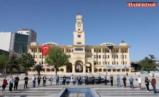 Başkan Akgün: Bu büyük mücadelenin gerçek kahramanları sizlersiniz!