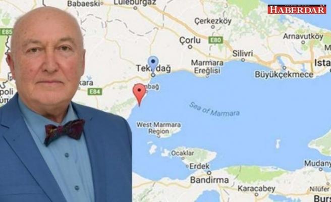 Deprem bilimci Prof. Dr. Ercan'dan Marmara için korkutan tahmin: 5-6 milyonu bulur