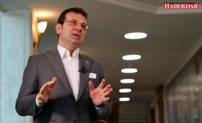 Ekrem İmamoğlu'ndan Kültür Bakanı'na Galata Kulesi mektubu