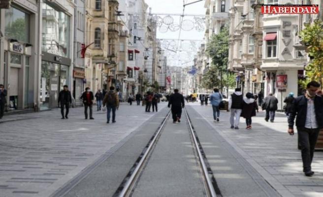 Günlerdir kalabalık görüntüleniyordu... Taksim Meydanı ve İstiklal Caddesi için yeni karar!