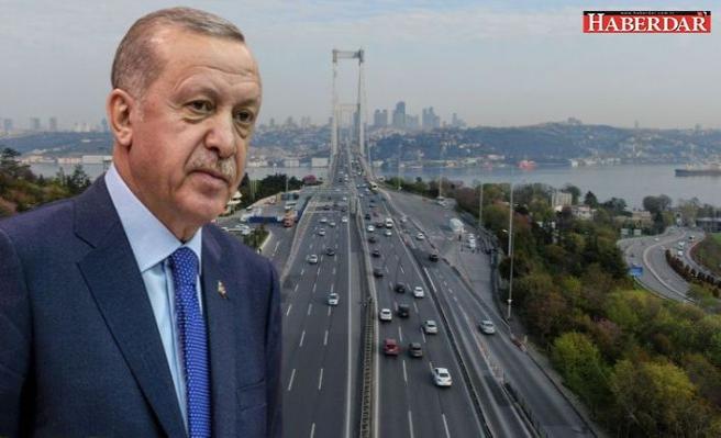 Hafta sonu sokağa çıkma yasağı olacak mı? Gözler Erdoğan'da