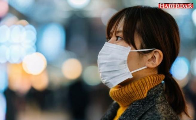 Maske tartışmasına yeni soluk: 'Koronavirüs gözden de bulaşabiliyor'