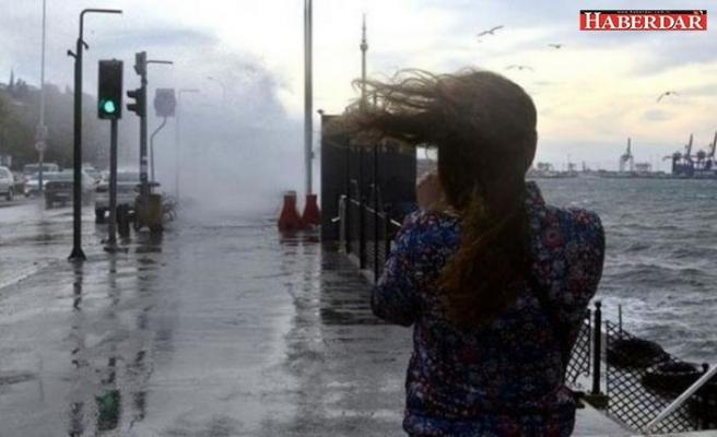 Meteoroloji'den yağış ve soğuk hava uyarısı