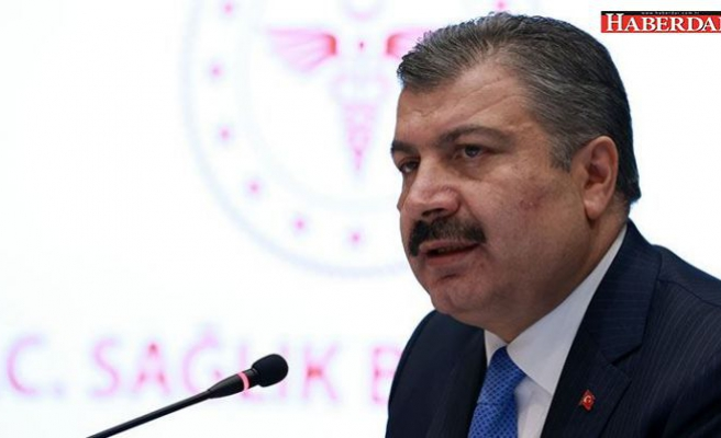 Sağlık Bakanı Koca uyardı: Mecbur değilsek evde kalalım