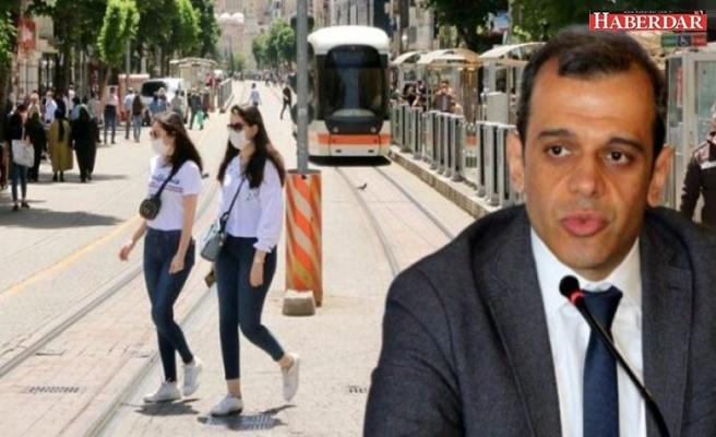 Bilim Kurulu üyesi Azap, hafta sonu uygulanacak sokağa çıkma yasağının sebebini açıkladı: Artış var