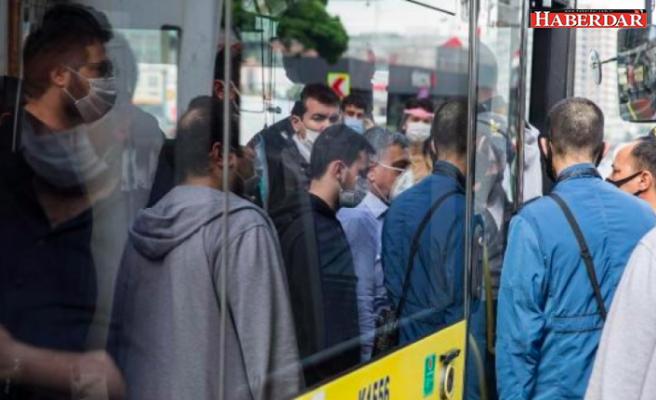 Bilim Kurulu üyesi Özlü'den toplu taşıma uyarısı: Risk çok fazla