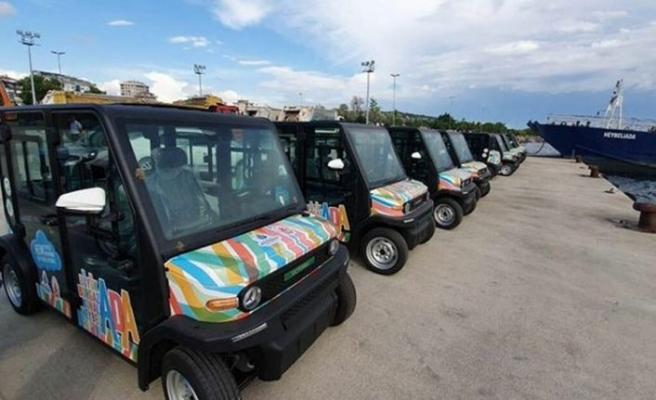İBB'nin Adalar'da elektrikli araç projesine kaymakamlıktan ret!