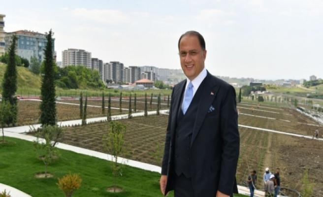 Mehmet Murat Çalık: Beylikdüzü sembol oldu