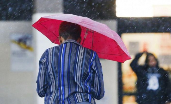 Meteorolojiden 4 bölge için sağanak yağış uyarısı