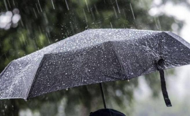 Yağmur geliyor: Meteoroloji'den 2 il için sel uyarısı