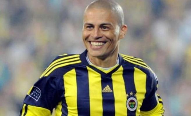 Alex de Souza İstanbul'a geliyor