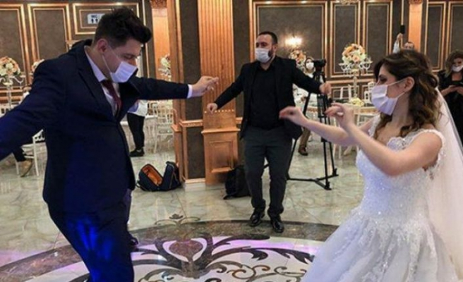 Düğün ve nişan törenlerine yeni önlem