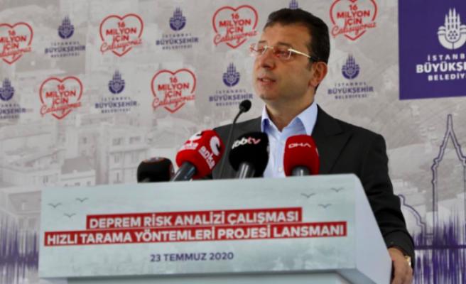 Ekrem İmamoğlu 'bu bir Türkiye meselesidir' dedi ve çağrıda bulundu