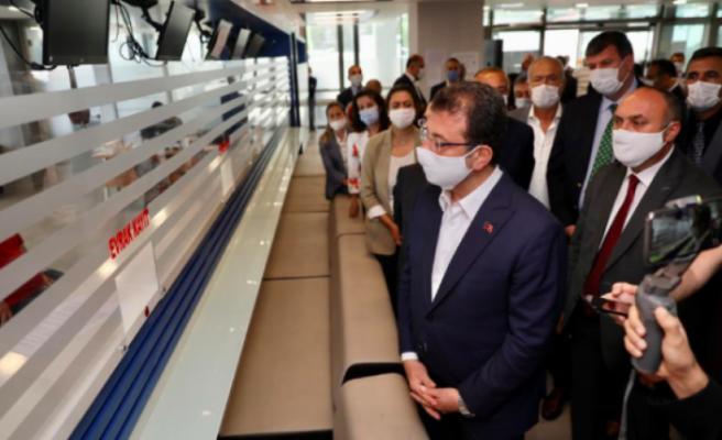 Ekrem İmamoğlu itiraz dilekçesini sundu: Bu İstanbul'un kurtulma mücadelesidir!
