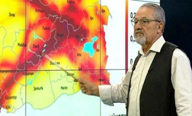 Elazığ depremini bilen Naci Görür'den İstanbul depremi uyarısı