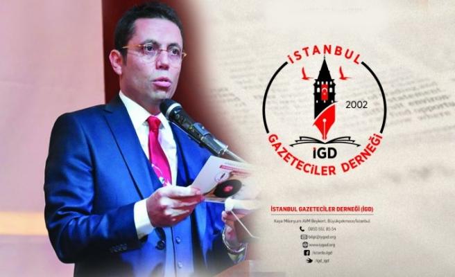İGD Başkanı Mehmet Mert; Yeni 24 Temmuz'lar yazılmalı