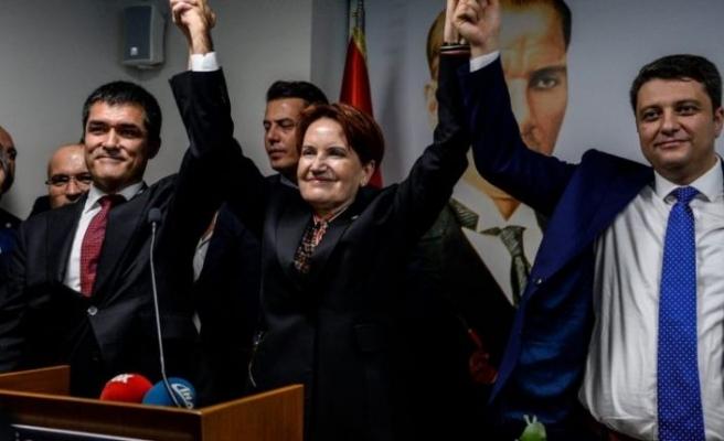 İYİ Parti'nin İstanbul adayları projelerini anlattı