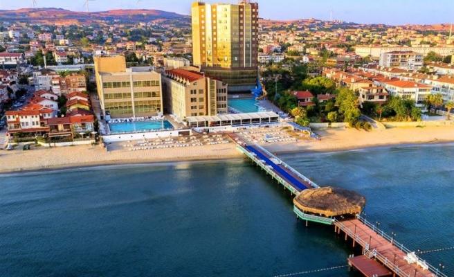 Kumburgaz Marin Princess Hotel kapılarını müşterilerine açtı.