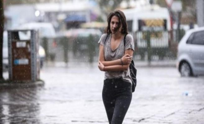 Meteoroloji'den 7 il için sağanak yağış uyarısı!