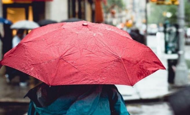 Meteoroloji'den birçok şehre sağanak ve dolu uyarısı!