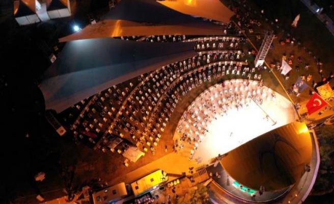6. Beylikdüzü Klasik Müzik Günleri, 'Taze Bir Nefes' konseri ile açılış yaptı