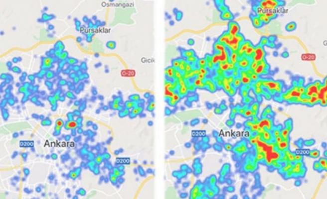 Ankara'da pozitif vaka sayısı 50 bine yaklaştı, diş hekimleri de sahaya sürüldü