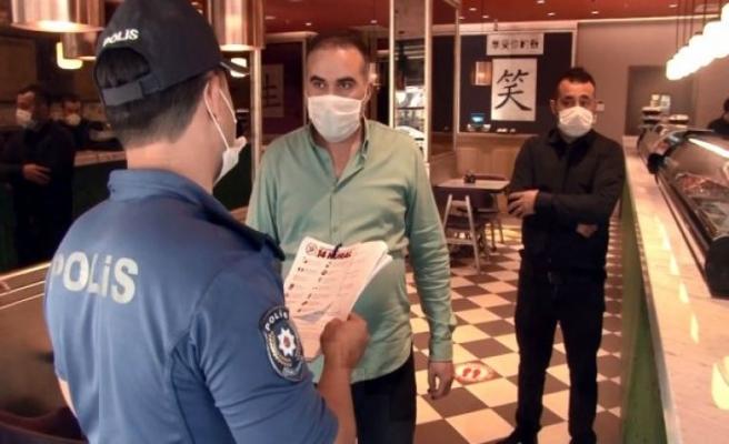 Beylikdüzü'nde uyarılara rağmen maskesiz vatandaşlara ceza yağdı