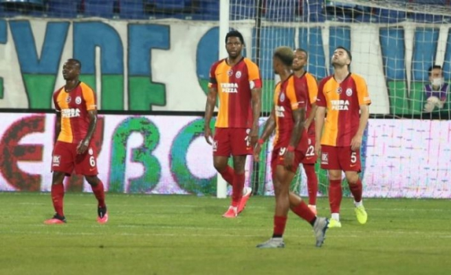 Galatasaray'ın hazırlık maçı Kovid-19 nedeniyle iptal edildi