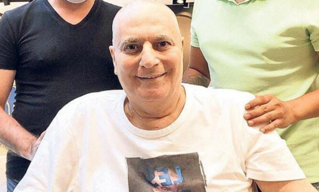 Mehmet Ali Erbil'in sağlık durumu