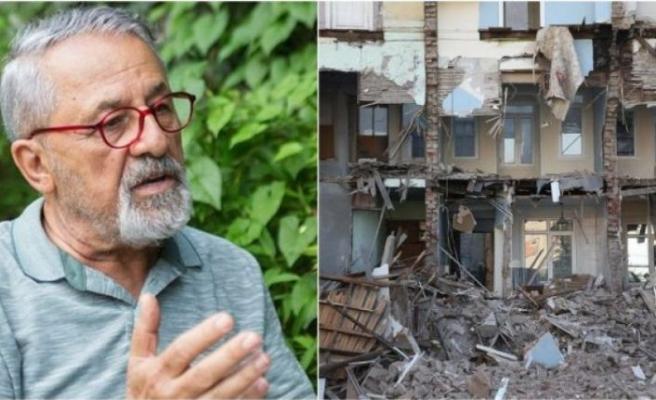 Prof. Dr. Naci Görür uyardı: Marmara depremi minimum 7.2 büyüklüğünde olacak