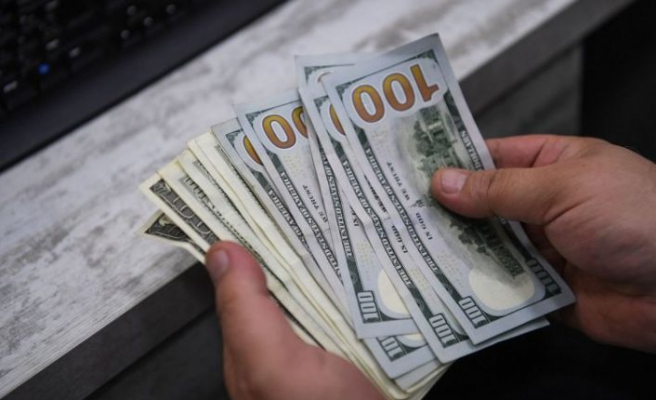 Dolar güne rekor seviyede başladı