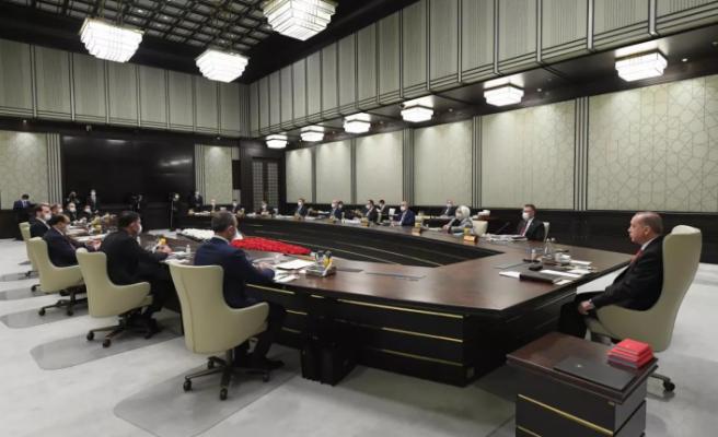 Erdoğan başkanlığında kritik kabine toplantısı: Kısıtlamalar geri gelecek mi?