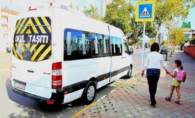 Okul servisi ve AVM'de yeni önlemler devrede
