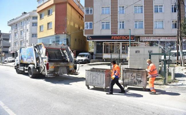 """Avcılar Belediyesi """"Güzel İnsanlar Çöpüne Sahip Çıkar"""" Kampanyası Başlattı"""