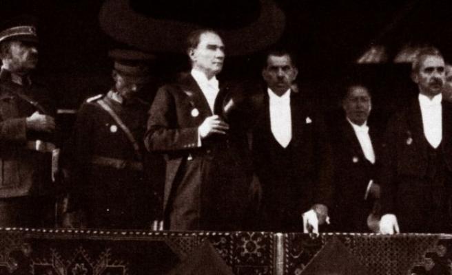 Cumhuriyet 97 yaşında! Atatürk, Nutuk'ta o günü böyle anlatmıştı...