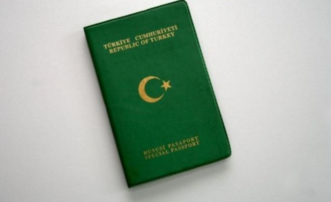 Erdoğan imzaladı: Yeşil pasaportun süresi uzadı