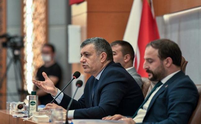 ESENYURT'TA AÇIK PAZARLAR KAPALI PAZAR YERLERİNE TAŞINIYOR