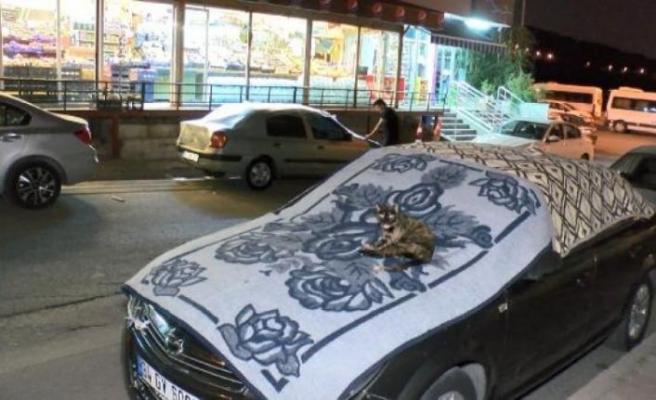 İstanbul'da sağanak ve dolu bekleniyor: Vatandaşlar önlem aldı