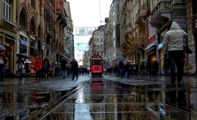 İstanbul için sarı alarm verildi