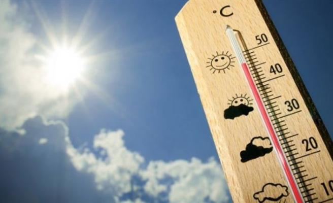 Yazdan kalma hafta sonu... Sıcaklıklar mevsim normallerinin üzerinde seyredecek